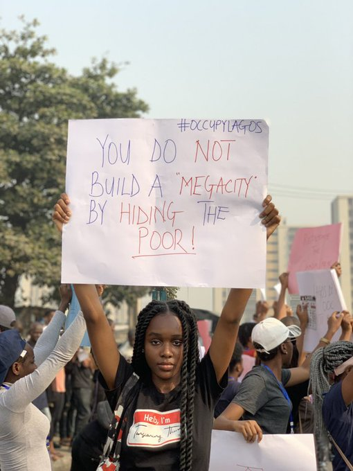 Occupy Lagos