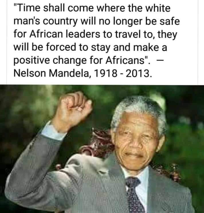 Nelson Mandela on Health