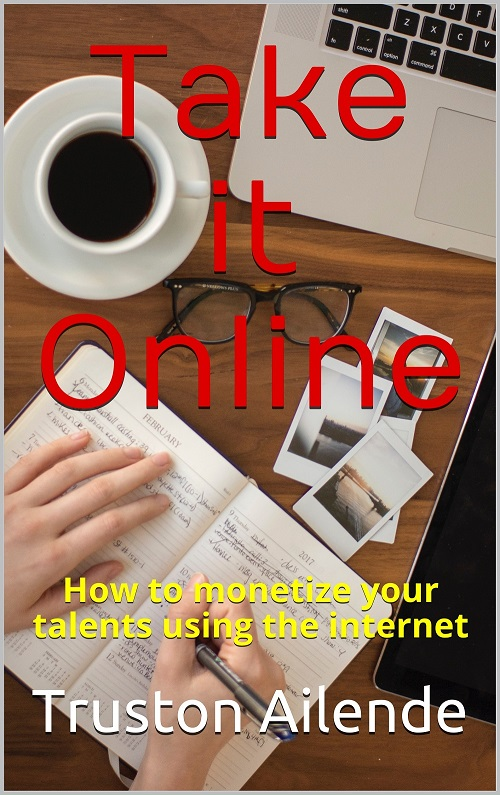 Take it Online Book Cover